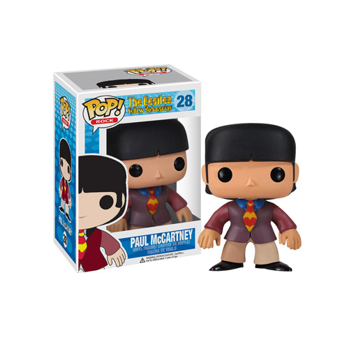 Paul Pop Vinyl Figurine