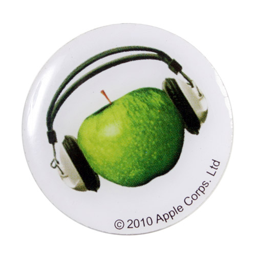 Official Apple Records Pin