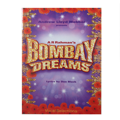 Bombay Dreams Vocal Selection Book