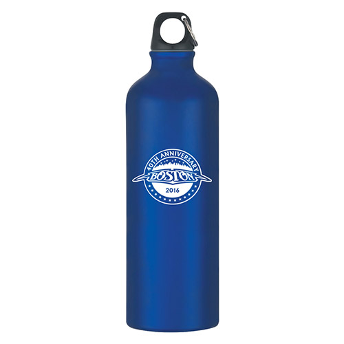 40th Anniversary Logo Water Bottle