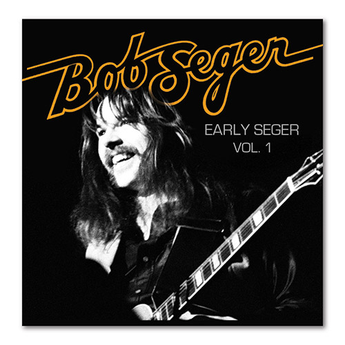Seger Early Years Vol. 1 CD