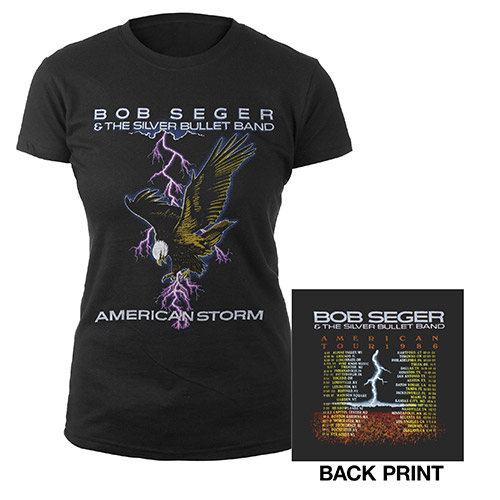 American Storm Tour Women's Shirt