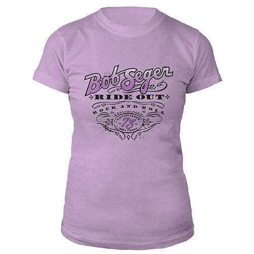 Bob Seger Ride Out Women's shirt