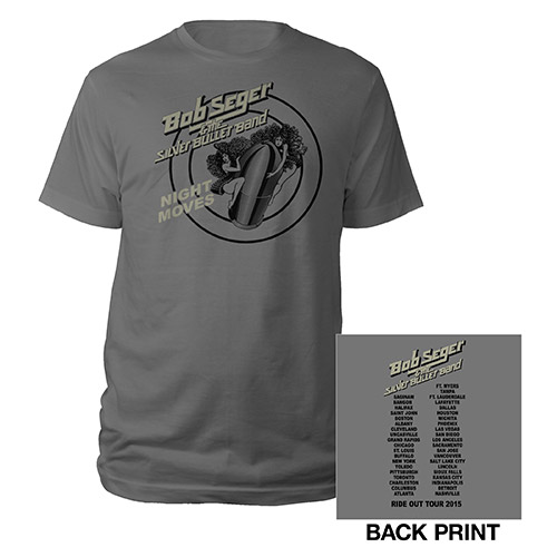 Girls on The Bullet Tour 2015 Tee