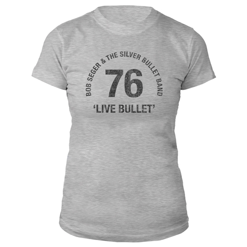 Live Bullet 40th Anniversary Ladies Tee