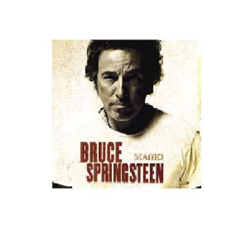 bruce springsteen magic. View larger image Magic Ablbum