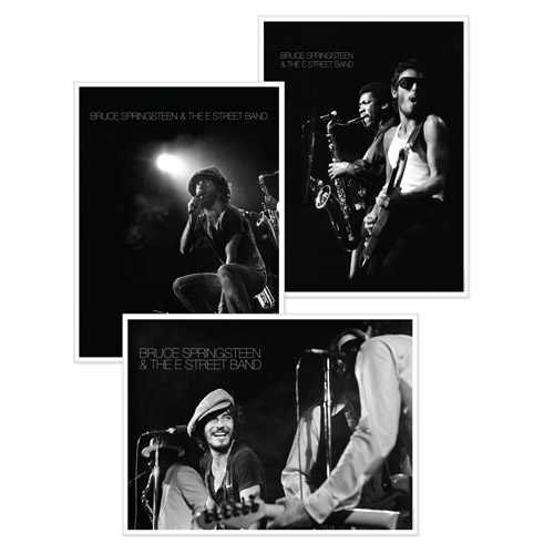 Exclusive Lithographic Print Set - Live At The Bottom Line In NYC, 1974/1975 (1-150)