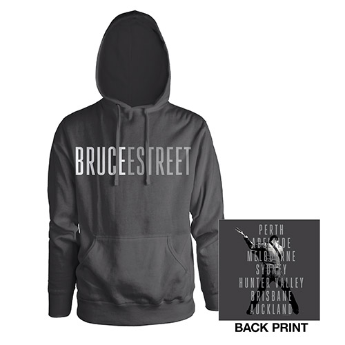 High Hopes AUS/NZ 2014 Tour Hoody