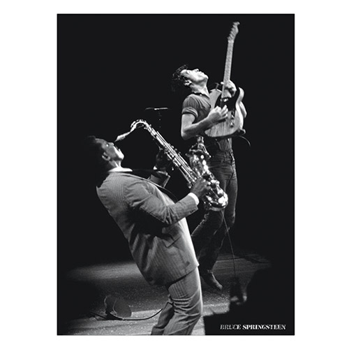 Blood Brothers Bruce Springsteen Lithographic Print (1-500)