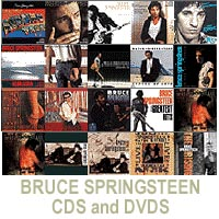 Purchase your Bruce CDs and DVDs