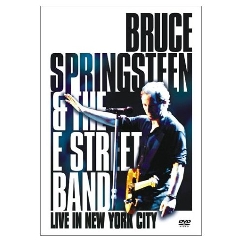 Live in New York City (2001) [DVD]
