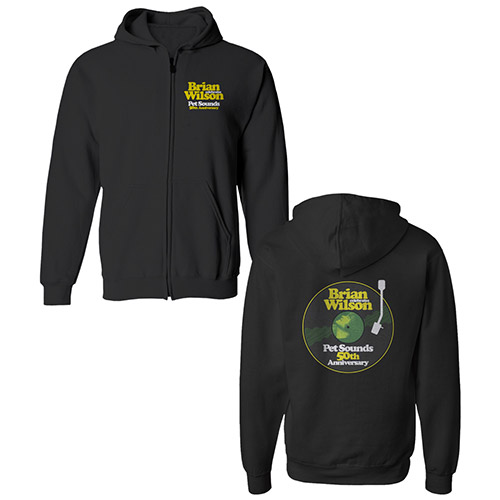Pet Sounds Anniversary Zip Hoody