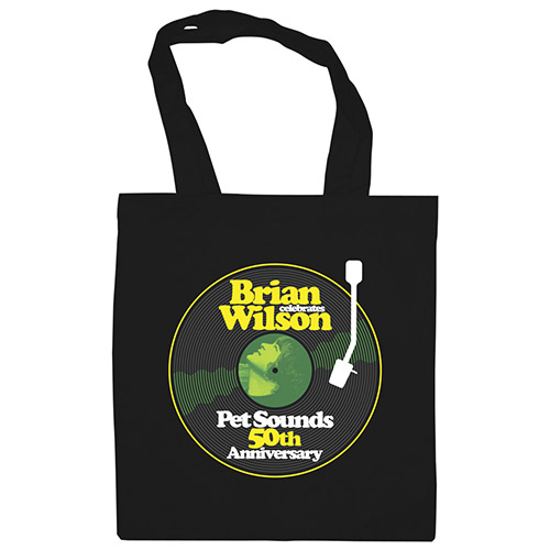 Pet Sounds 50th Anniversary Tote Bag