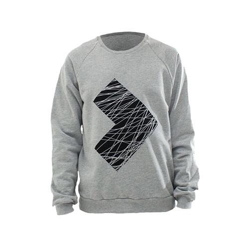 Calvin Harris Lines Sweatshirt