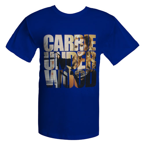 Carrie Underwood Jukebox Tee