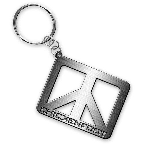 Exclusive - Logo Keychain