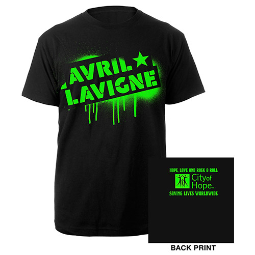 Avril Lavigne City Of Hope Tee