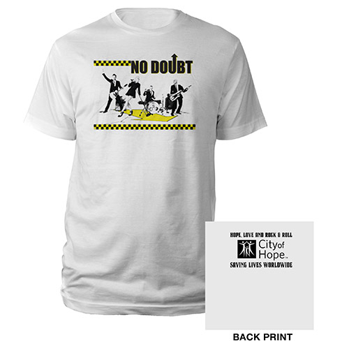 No Doubt City Of Hope Tee