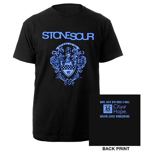 Stone Sour City Of Hope Tee
