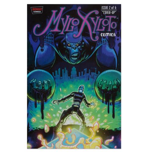 Mylo Xyloto Comic Series Issue #2