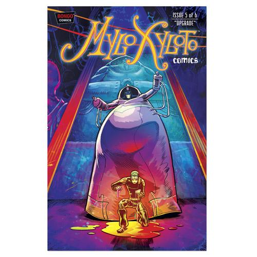 Mylo Xyloto Comic Series Issue #5