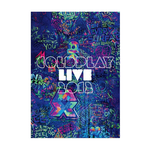 Live 2012 Blu-Ray & CD (Clean Version)