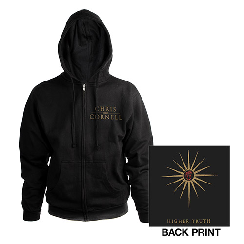 Higher Truth Zip Hoody