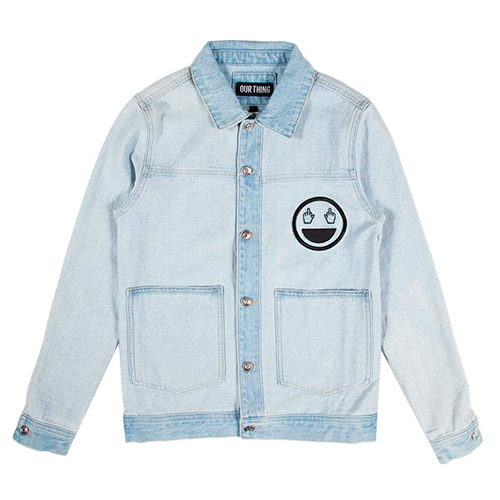 Our Thing Denim Jacket