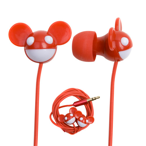 deadmau5 Mini Mau5head Earbuds