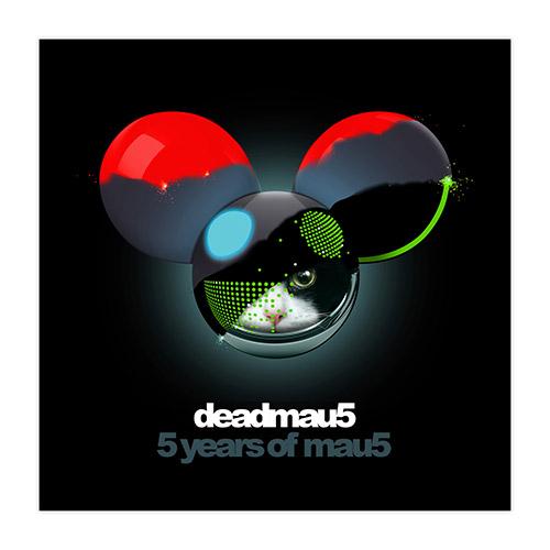 **PRE-SALE**deadmau5 5 years of mau5 Double CD