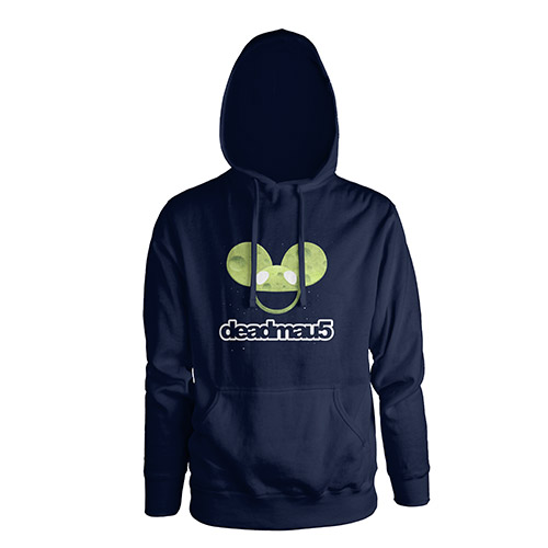 Crater Mau5head Pullover Hoodie