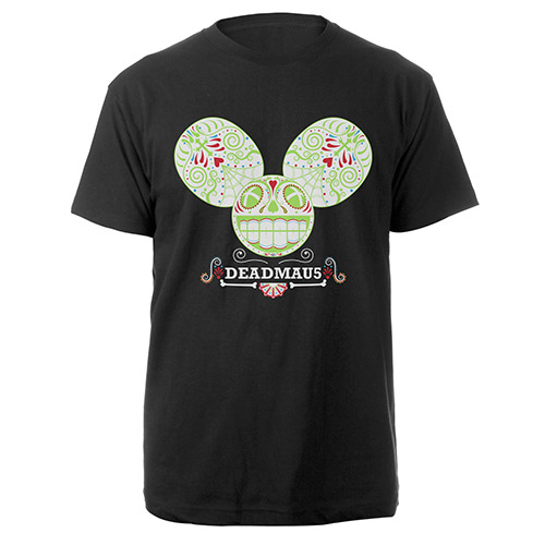 Day Of The deadmau5 Glow Tee