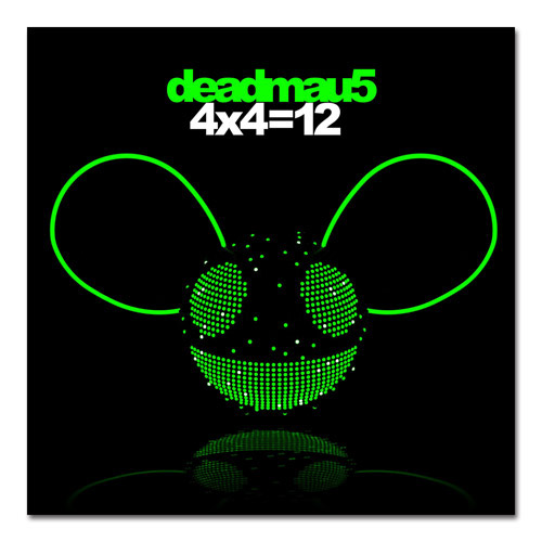 deadmau5 4x4=12 Vinyl