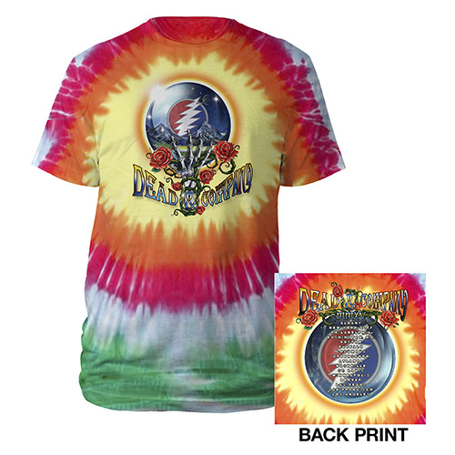 Tie-Dye Dead & Company Around the World