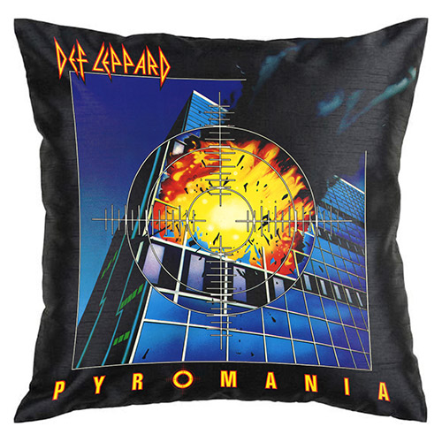 Pyromania Pillow