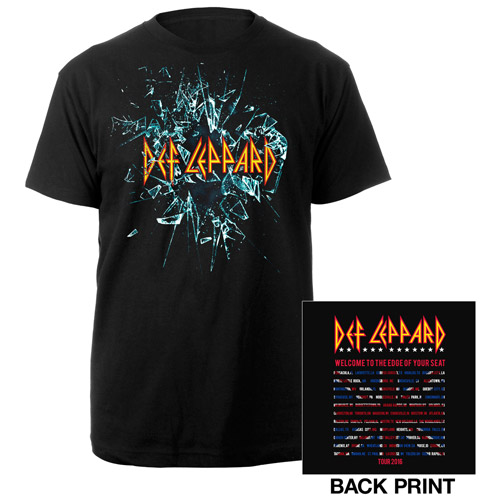 Self-Titled Album Tour 2016 Tee