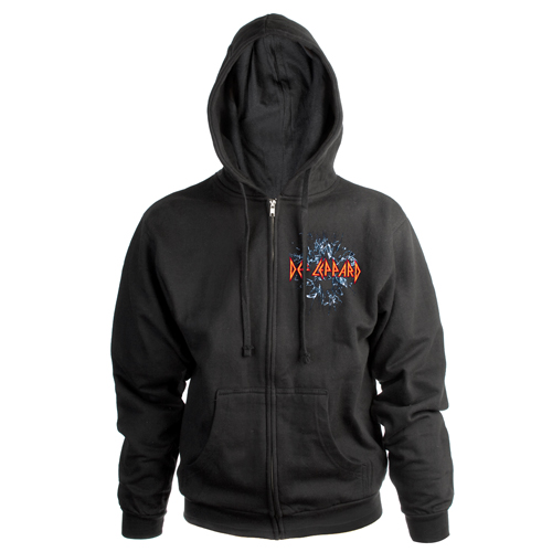 Self-Titled Album Embroidered Zip Hoodie