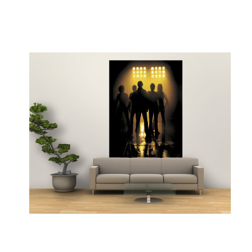 Def Leppard Wall Mural from AllPosters.com