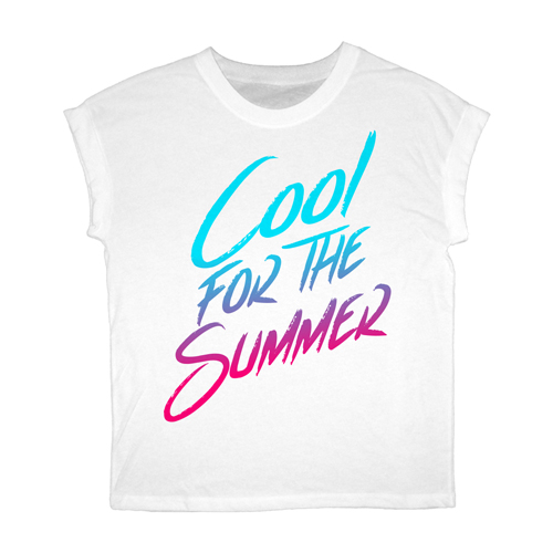 Cool for the Summer Tee