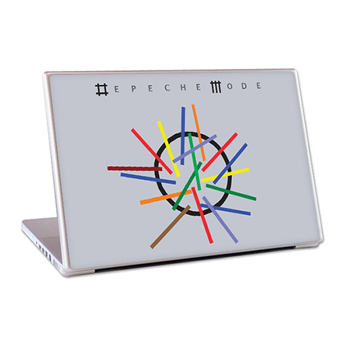 "Depeche Mode 15"" Lap Top Skin"