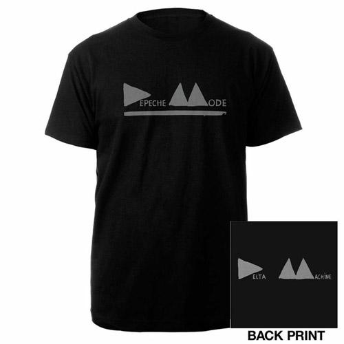 DM/Delta Machine Black T-shirt