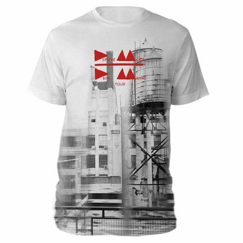 Delta Album Cover White T-shirt