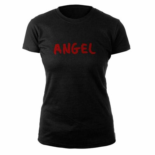 Angel Black Babydoll
