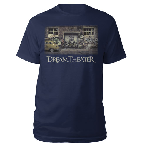 Dream Theater Graffiti Tee