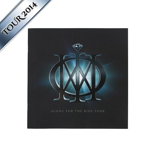 Dream Theater Along For The Ride World Tour Program