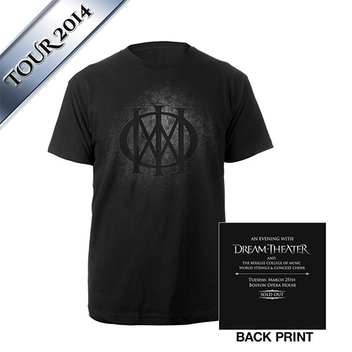 Dream Theater/Berklee Event Tee