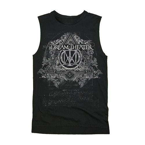 Dream Theater Sleeveless Tee