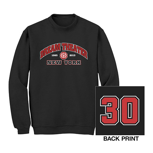 30th Anniversary Crewneck Sweatshirt