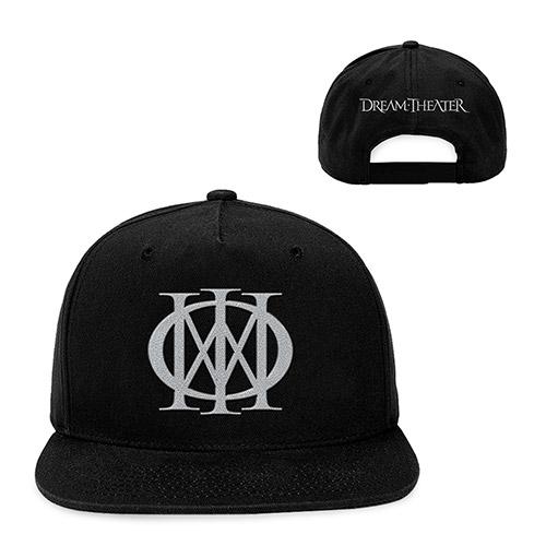 Dream Theater Logo Black Baseball Cap