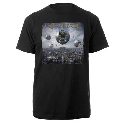 Astonishing Album Cover Tee